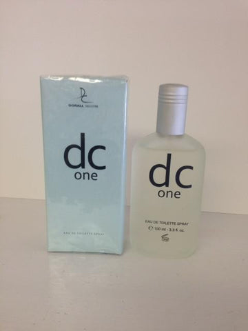 Dorall Collection DC One Cologne 3.3 oz (100 ml ) for Men, Eau De Toilette Spray