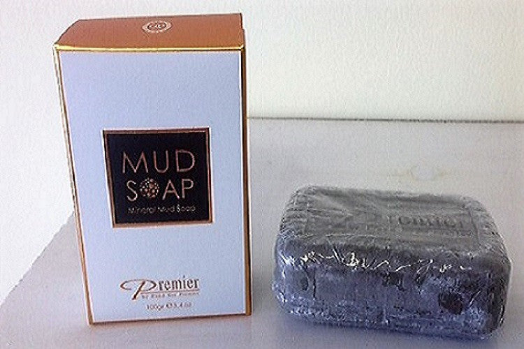 Dead Sea Mineral Mud Soaps 3.4 oz