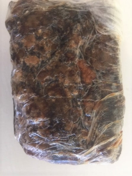 Premium Black Soap from Ghana  Unrefined for Face, Body and Hair
