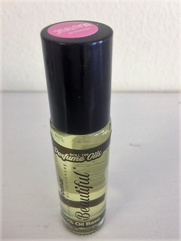 Aromar Impression of Beautiful Perfume Roll on Body oil 10ml