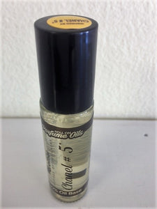 Aromar Impression of Chanel #5 Perfume Roll on Body oil 10ml