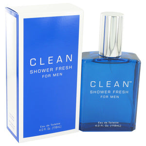 Clean Shower Fresh Cologne by Clean 3.4 oz Eau De Toilette Spray for men