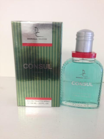 Dorall Collection Consul Cologne  for men 3.3 OZ (100 ml) Eau de Toilette Spray