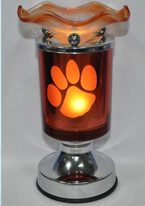 Paw Print Touch Electric Fragrance lamp, aromatic oil burner, wax melter