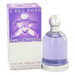 Halloween Perfume by Jesus Del Pozo for Women 3.4 oz Eau De Parfum Spray