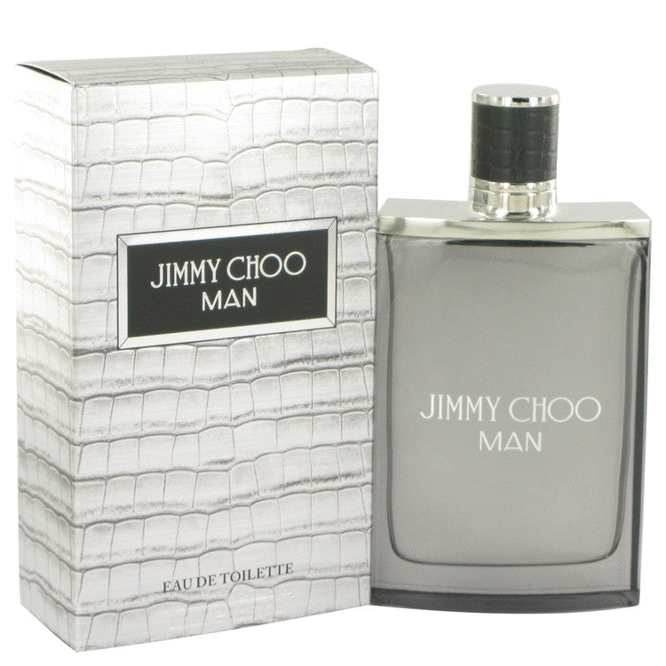 Jimmy Choo Man Cologne  3.3 oz Eau De Toilette Spray for Men