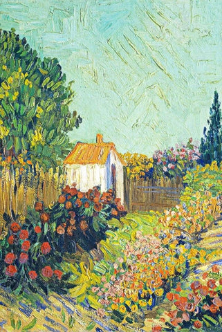 Imitator by Van Gogh - Peaceful Wooden Puzzles