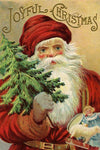 Joyful Christmas Santa - Wooden Jigsaw Puzzles for Adults