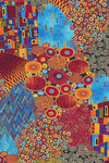 Flower Garden Abstract by Gustav Klimt - Wooden Jigsaw Puzzles for Adults