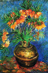 Fritillaries by Van Gogh - Wooden Jigsaw Puzzles for Adults