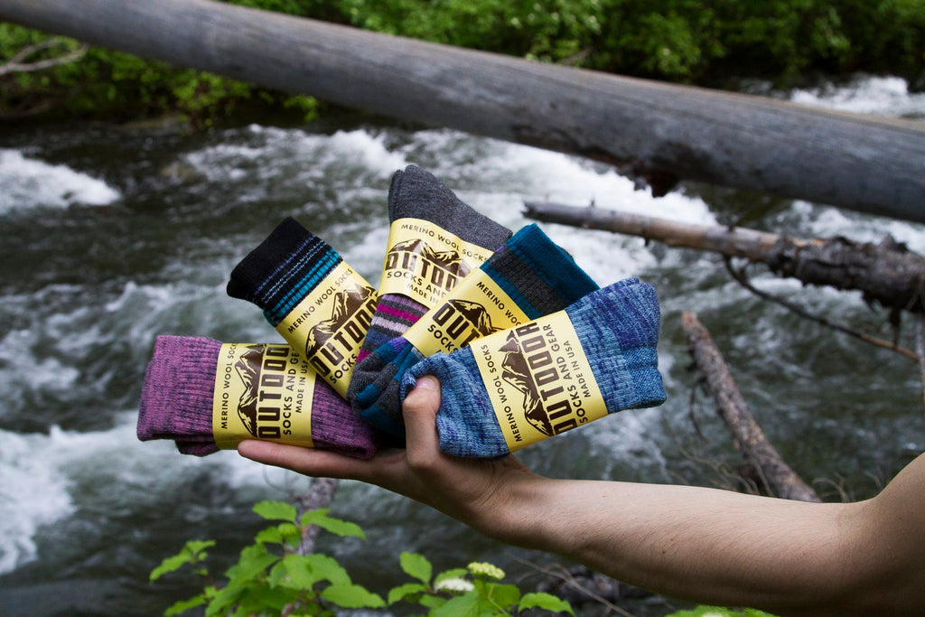 Why Are Merino Wool Socks Great For Hiking?