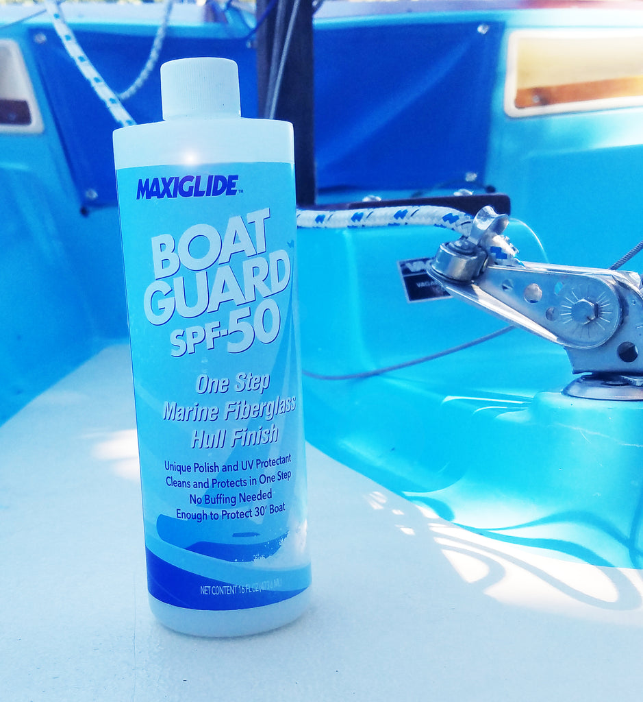 BoatGuard SPF-50 is the new American winner in the boat category.