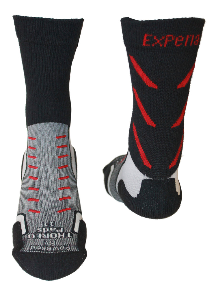 Top 5 Reasons Athletes Wear Thorlo Expreia Crew XCXU Socks