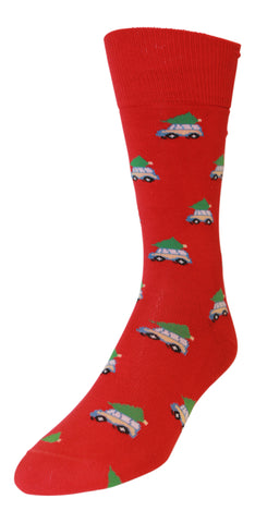 vineyard vines truck and tree socks
