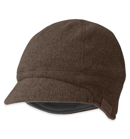 Outdoor Research Kids' Longhouse Cap, Earth, XS/S