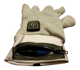 battery heated glove liner