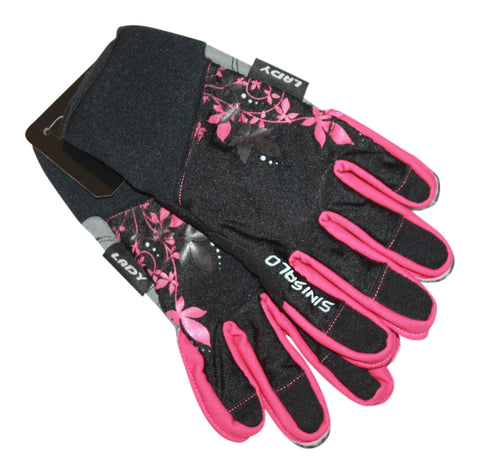 Sinisalo Lady Super Thermo Pink Multi Sport gloves - Closeout - Lady and Kids sizes