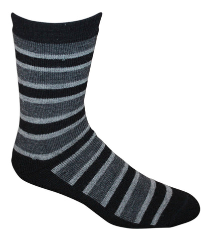striped alpaca wool socks for sale