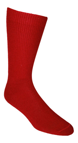 Red Christmas socks for sale