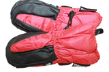 Youth Waterproof Winter Snow, Ski, Snowboard Mittens - Anzoni/ Prosport Red or Black