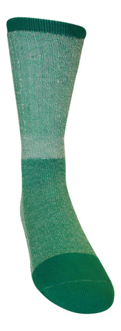 Merino Wool Crew Socks - Made in USA- Large Only - Fit shoe size womens 9.5-12, Mens 9-11.5