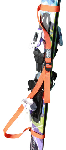 Easy Adjustable Ski Carry Strap