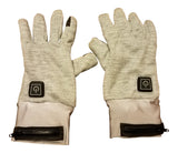 soft battery heated gloves