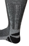 warm wool ski socks with support