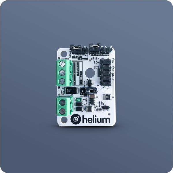 Helium Analog Extension Board