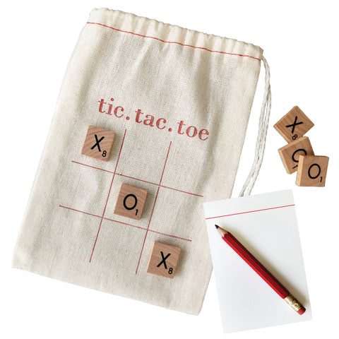 Tic Tac Toe Game - $6.00 each | case of 6