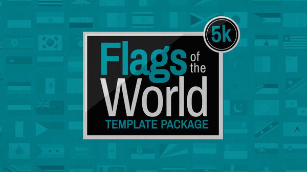 Flags of the World 5K