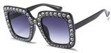 *Diamond Sunglasses - BombShell Queens