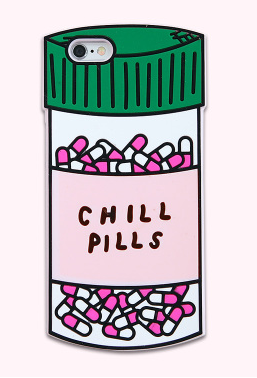 Chill Pills Case - BombShell Queens