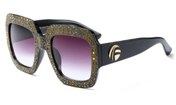 Flame Sunglasses - BombShell Queens