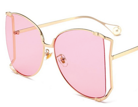 D Square Sunglasses - BombShell Queens