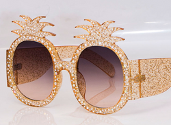 Pineapple Sunglasses - BombShell Queens