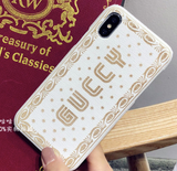 Guccy Inspired iPhone Case - BombShell Queens