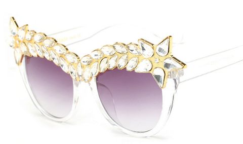 Star Sunglasses - BombShell Queens