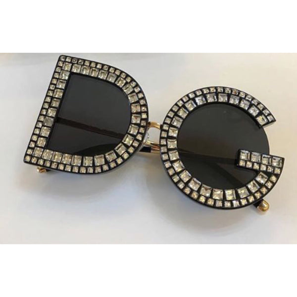 D&G Inspired Sunglasses - BombShell Queens