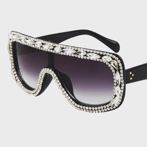 Hollywood Bling Sunglasses - BombShell Queens