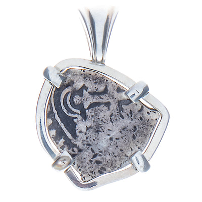 New World Spanish Coin Pendant - Jewelry Store in St. Thomas | Beverly's Jewelry