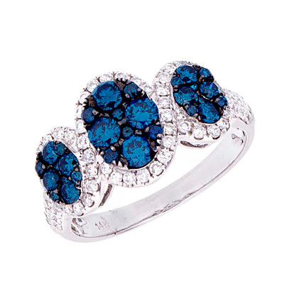 Diamond Ring - 1202R - Jewelry Store in St. Thomas | Beverly's Jewelry
