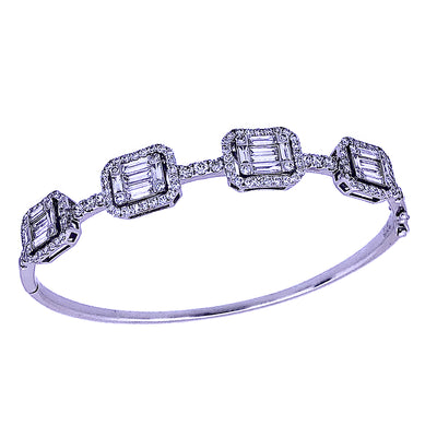 Diamond Bangle - Jewelry Store in St. Thomas | Beverly's Jewelry