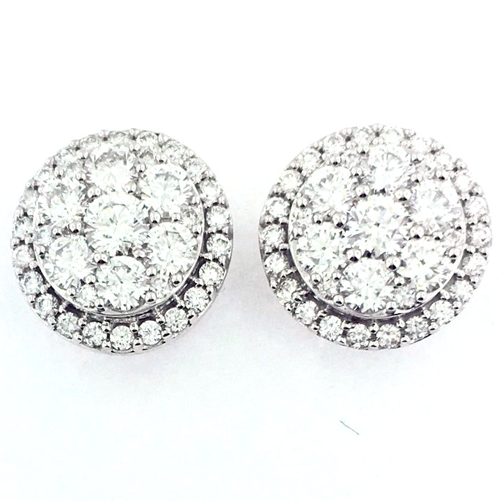 Diamond Earring - KB919W