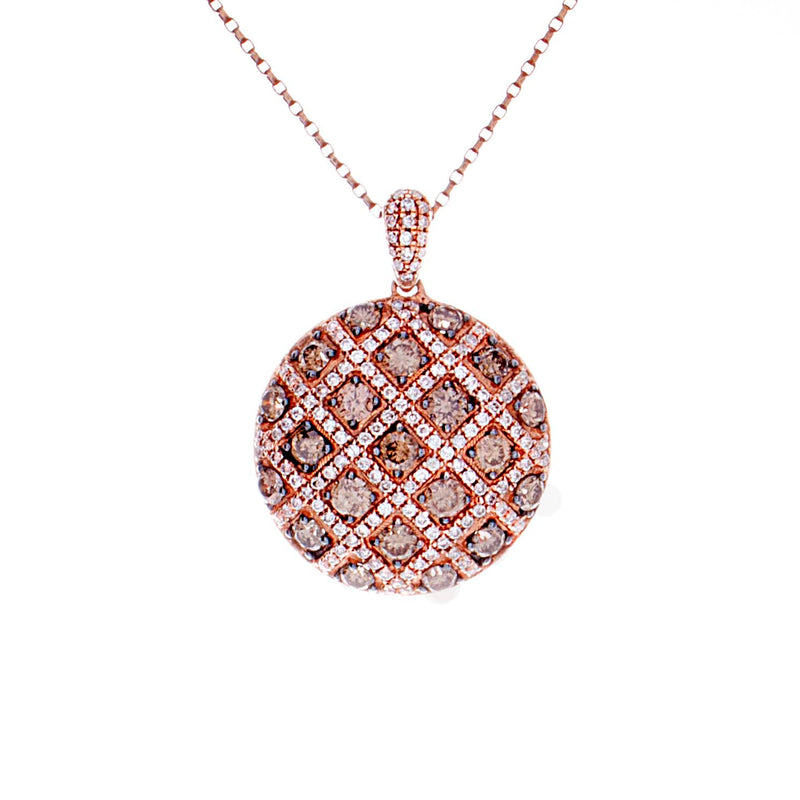 Diamond Pendant - 40233
