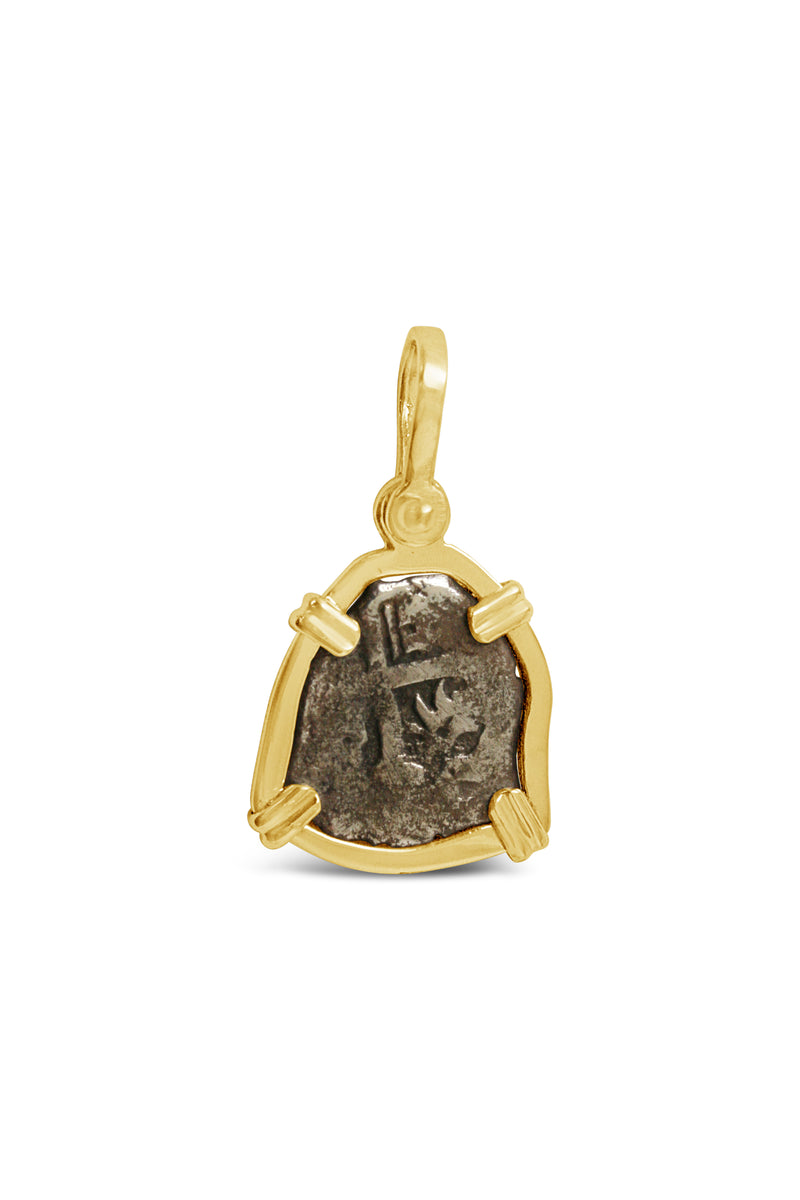 1715 Fleet Coin Pendant