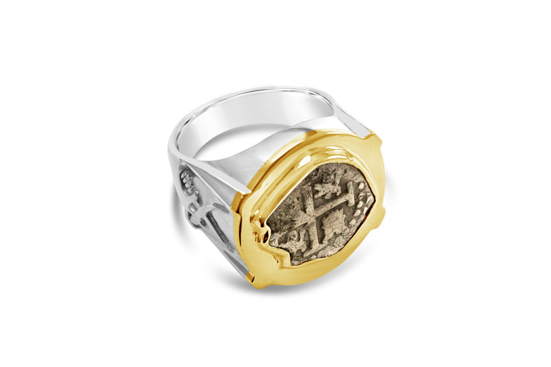Rimac River Hoard Coin Ring