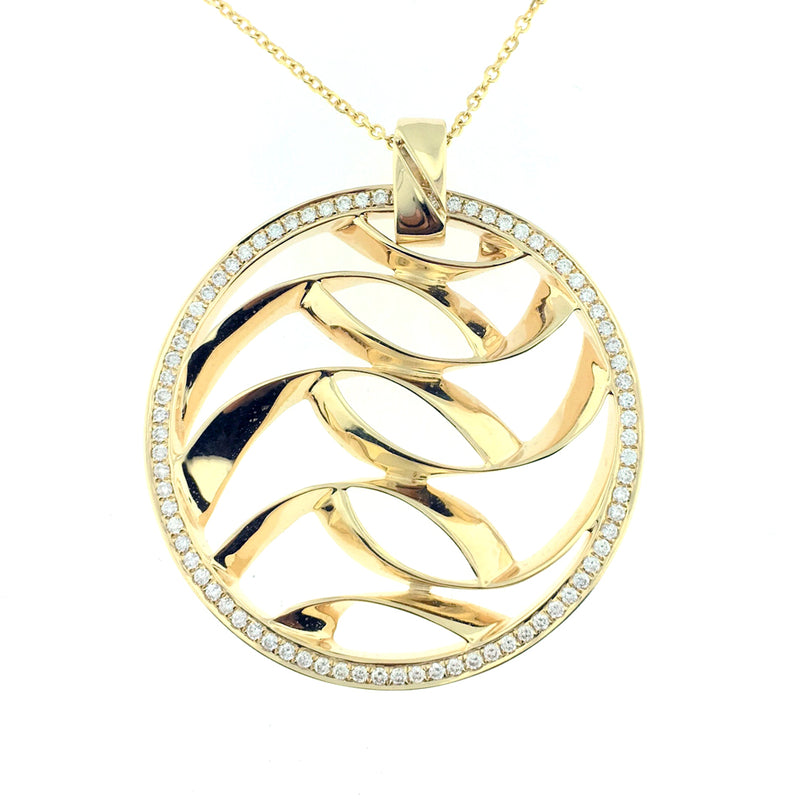Diamond Pendant - AUUHCE