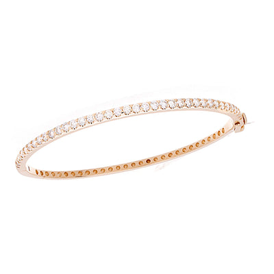Diamond Bangle - BAA11-1.5Y - Jewelry Store in St. Thomas | Beverly's Jewelry