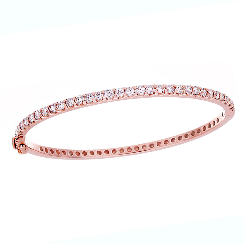 Diamond Bangle - BAA11-2CTR